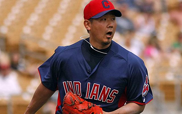 Daisuke Matsuzaka went 5-8 with a 3.93 ERA in 19 starts at Triple-A Columbus this eason. (USATSI)