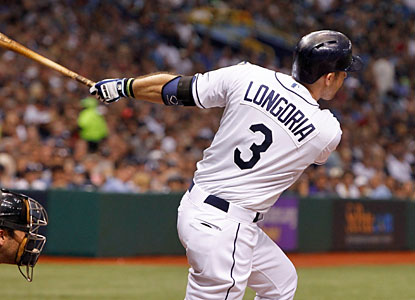 Evan Longoria finishes 3 of 4 with a home run, a double along with a team-high 3 RBI. (USATSI)