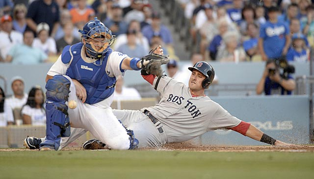 Last year, the Red Sox and Dodgers were a combined 14 games under .500. So far in 2013, they're 44 above.