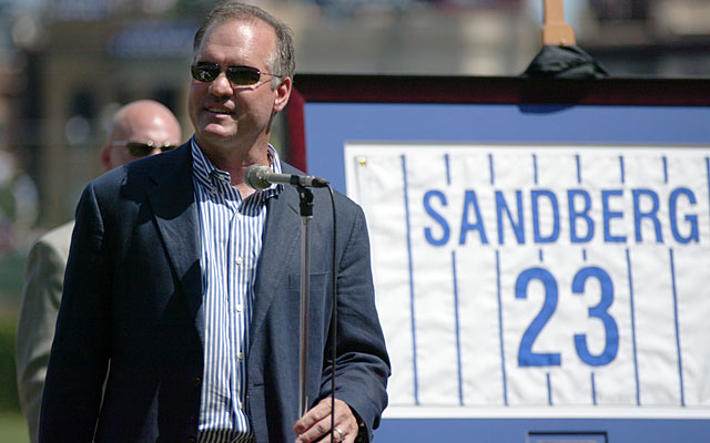 Always a Wrigley Field favorite, Ryne Sandberg returns to the North Side managing the opposition. (USATSI)