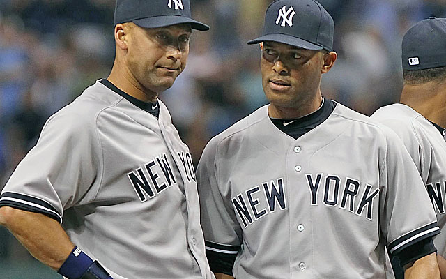 Derek Jeter and Mariano Rivera set the bar for excellence among homegrown players. (USATSI)