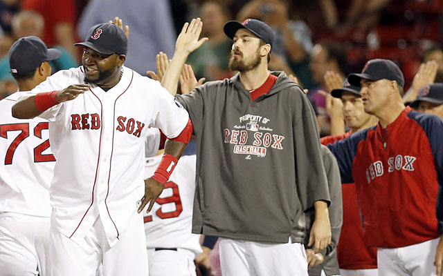 Look out, American League. These Red Sox are winning, and winning often ... and they're not letting up anytime soon. (USATSI)