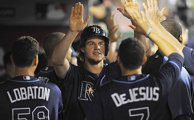 After a humbling August, Wil Myers is looking like a phenom again in September.