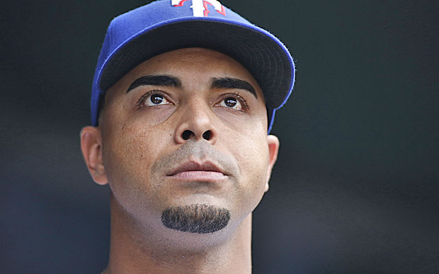 Nelson Cruz looks unlikely to be back with the Rangers next season. (USATSI)