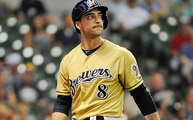 Ryan Braun is trying to repair his image with Brewers fans. (USATSI)