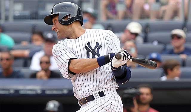 Derek Jeter is batting .182 since returning to lineup on Aug. 26. (USATSI)