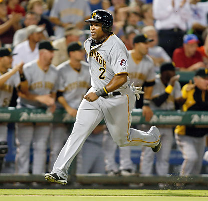 The Pirates finally break the longest non-winning season streak in baseball history with an impressive win in Texas. (USATSI)