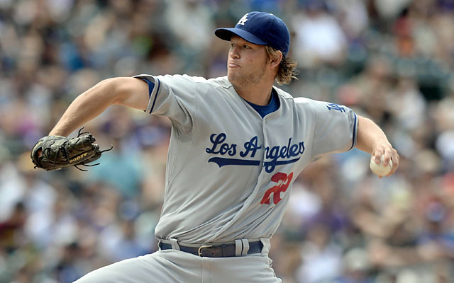 Kershaw: 'I don't have a lot of goals ... I just want to win every start.' (USATSI)