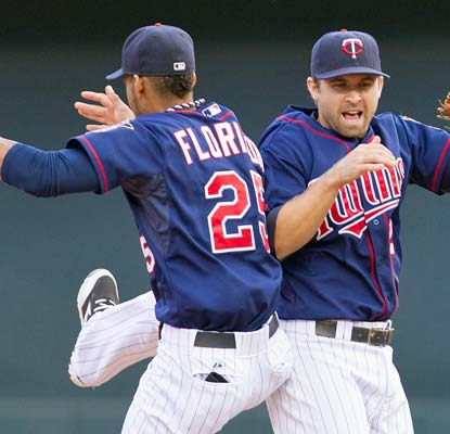 The Twins erase a three-run deficit in the late innings to earn their first win over the Rays this season.  (USATSI)