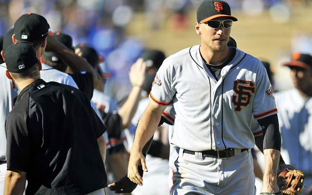 Hunter Pence's sizzling September means teams will have to ante up in the winter. (USATSI)