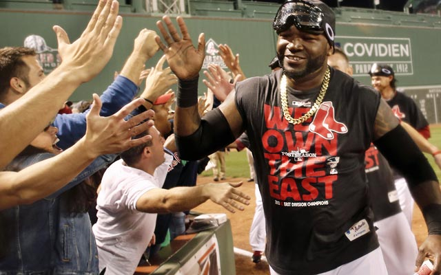 For David Ortiz and the Red Sox, 2012 is a distant memory. (USATSI)
