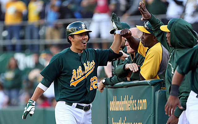 The Oakland Athletics are back in the postseason, but can they make a leap forward? (USATSI)