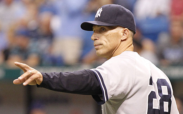 Yankees manager Joe Girardi, a former Cubs player, could be a managerial fit on the North Side. (USATSI)