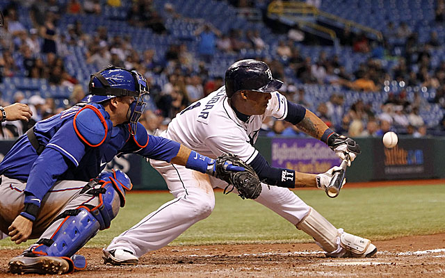 The Rays have become perennial contenders, but usually play before sparse home crowds. (USATSI)