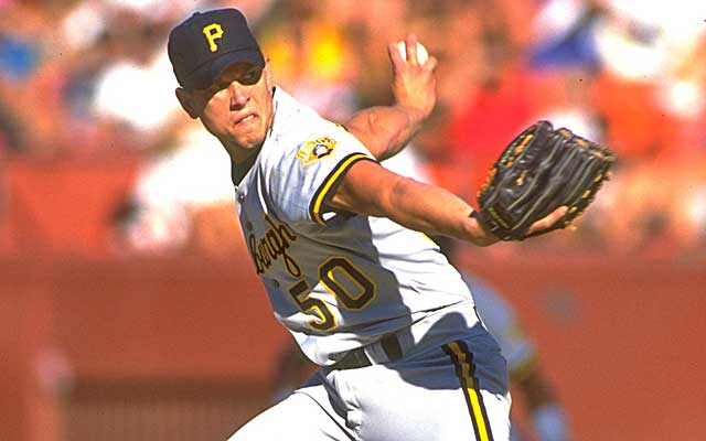 Stan Belinda pitched eight more seasons in the majors after 1992 then disappeared into anonymity. (Getty Images)