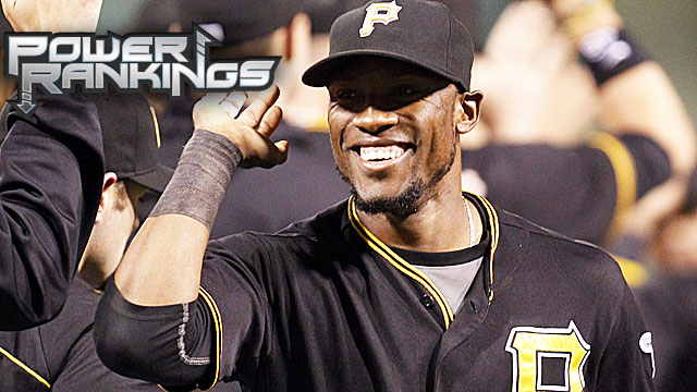 The Pirates -- back in the playoffs since 1992 -- are no doubt the biggest story of 2013. (USATSI)