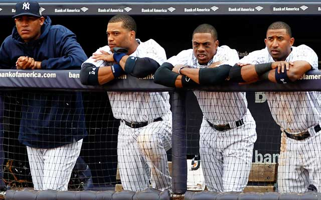 The Yankees are getting old and there aren't many answers in the free-agent market. (USATSI)