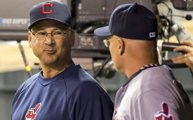 Terry Francona is one of three managers due for a stressful weekend in the AL playoff race. (USATSI)
