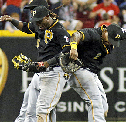 After beating the Reds on Friday, the Pirates need just one more victory to host their wild card game.  (USATSI)