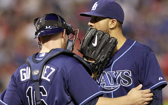 David Price is slated to go Monday and he's had trouble with Nelson Cruz. (USATSI)