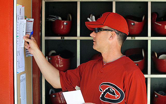 A.J. Hinch, who went 89-123 as manager of the Diamondbacks, may be a candidate for the Cubs' opening. (USATSI)
