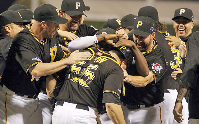 Watch out, Cardinals. The emotionally-fueled Pirates are coming to town. (USATSI)
