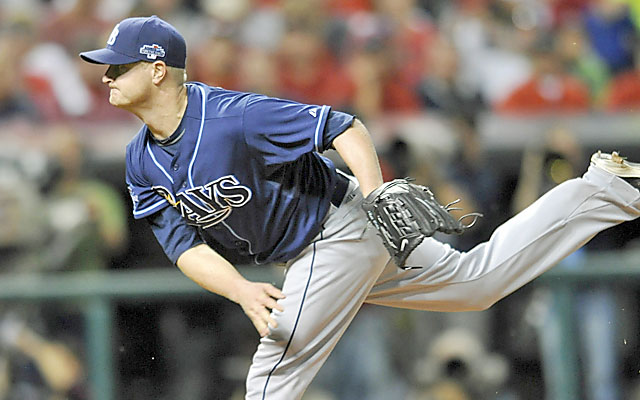 Pitchers like Alex Cobb give the Rays a rotation that won't be easy to contend with in the postseason. (USATSI)