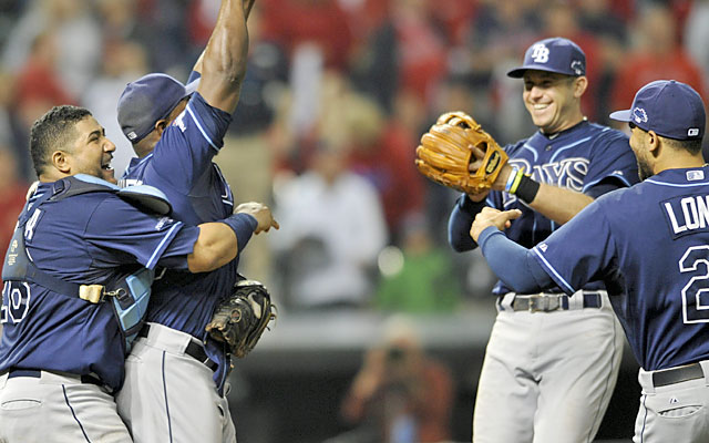 The Red Sox might own the best mark in the AL, but the Rays are one team they don't enjoy facing. (USATSI)