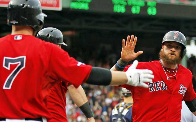 The Red Sox don't need help to score runs, especially at Fenway Park. (USATSI)
