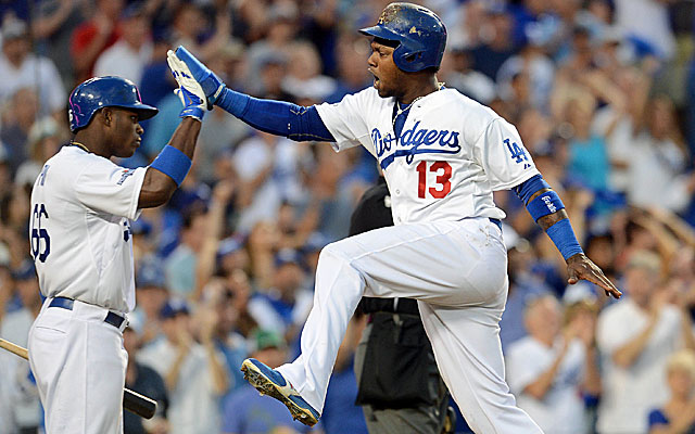 Hanley Ramirez has certainly found his stride in the postseason with 7 hits in 13 at-bats in the series. (USATSI)