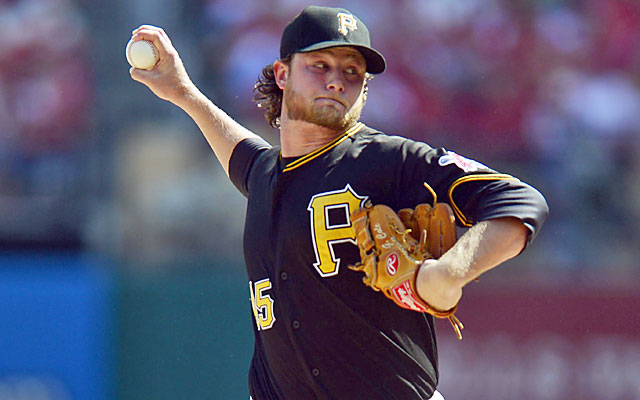 Choosing Cole over Burnett makes plenty of sense considering how unreliable the veteran has been lately. (USATSI)