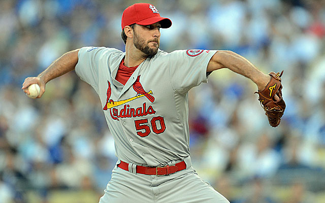 St. Louis figured to have the edge with Adam Wainwright pitching, but the Dodgers take home the win. (USATSI)