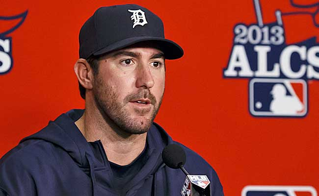 Verlander was brilliant in two playoff starts against the A's. (USATSI)