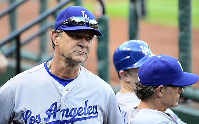 Don Mattingly does not have a contract beyond this season, but that could change. (USATSI)