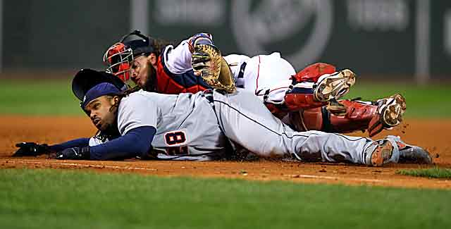 Prince Fielder's flop was symbolic of the way the Tigers failed to support stellar starters. (USATSI)