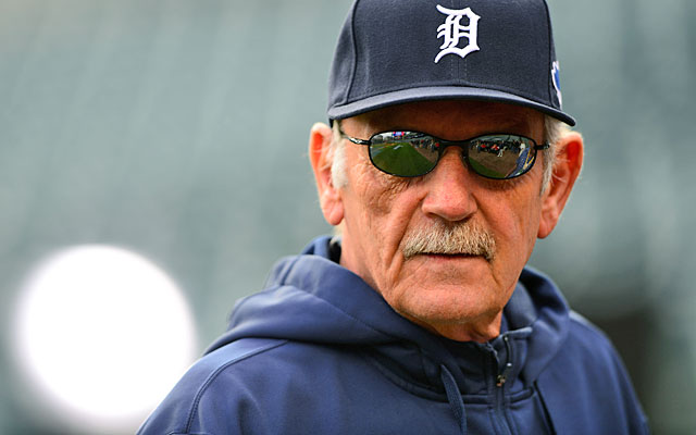 Jim Leyland took over the Tigers after six years out of baseball and won two AL pennants in eight seasons. (USATSI)