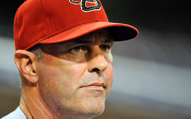 Kirk Gibson might be high on the Tigers' wish list, but the D-Backs aren't likely to let him go. (USATSI)