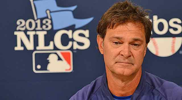 If Don Mattingly returns for 2014, two allies will be missing from his staff. (USATSI)