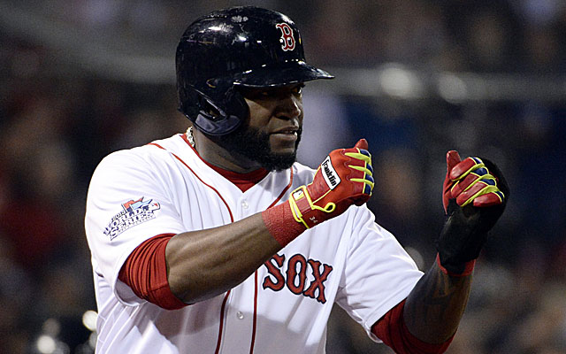 Despite steroid link, David Ortiz deserves spot in the Hall of Fame. (USATSI)