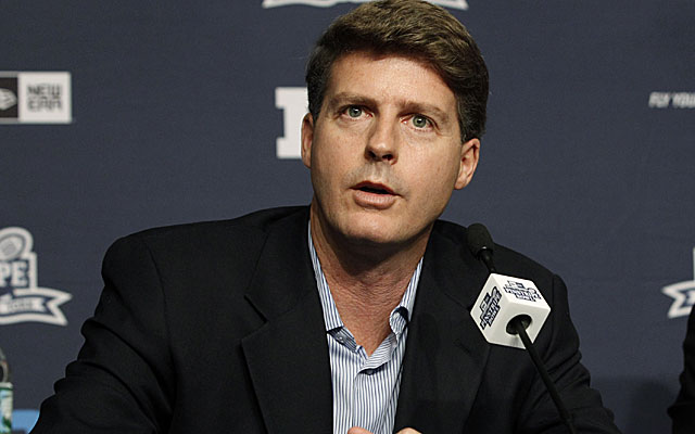 Yankees owner Hal Steinbrenner plans to be active at next week's GM meetings. (Getty)