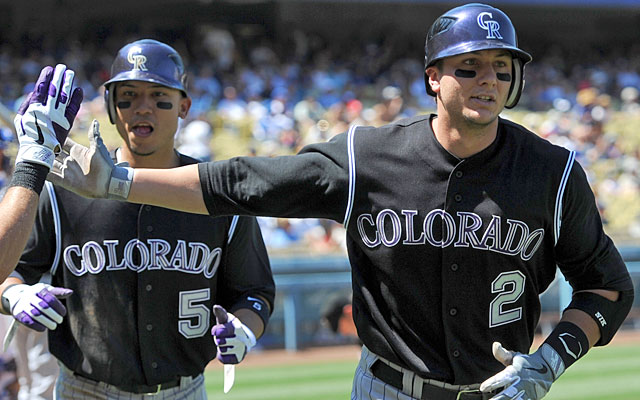 Despite durability concerns, it appears the Rockies will keep Carlos Gonzalez and Troy Tulowitzki. (USATSI)