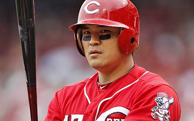 Choo hit .285 with 21 home runs in 2013 for the Reds.(USATSI)