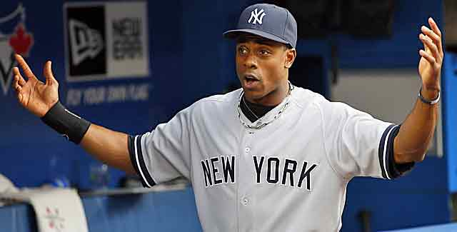 In an injury-punctuated 2013, Curtis Granderson batted only .229 and had seven homers. (USATSI)