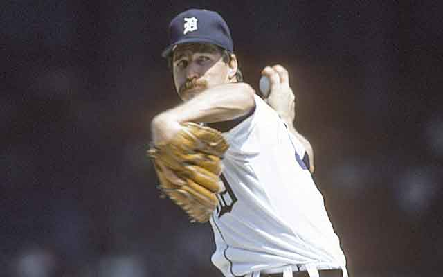 Jack Morris was an ace of three world champion teams.  (Getty Images)