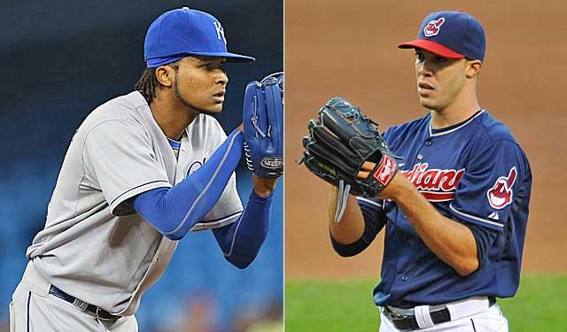 Ervin Santana or Ubaldo Jimenez in the Mariners' rotation? Possibly. (USATSI)