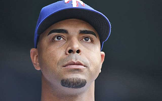 Nelson Cruz produced 27 home runs, 76 RBI and a .266 batting average for the Rangers last season before his 50-game ban.  (USATSI)