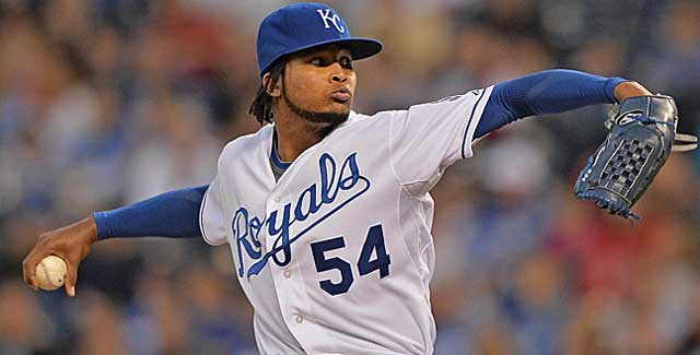 Only 10 pitchers have thrown more innings than Ervin Santana since 2005. (USATSI)