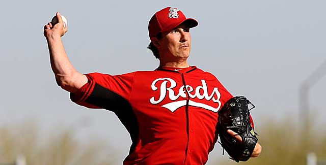 Homer Bailey was 11-12 with a 3.49 ERA last year and is 49-45 lifetime. (USATSI)