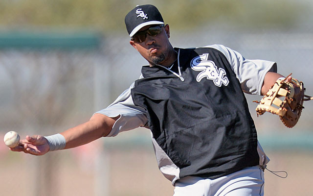 Cuba's Jose Abreu cost the White Sox $66 million over six years but no draft-pick compensation. (USATSI)
