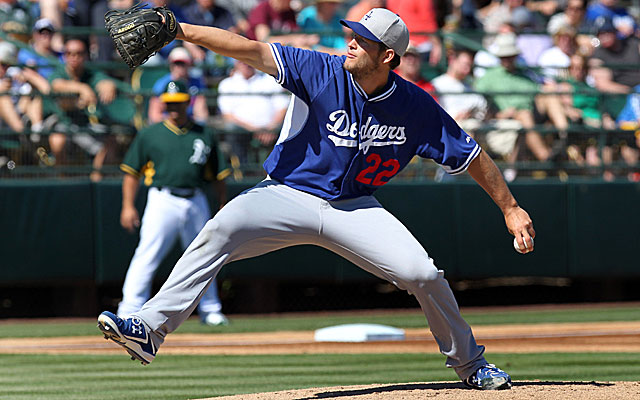 The sky is falling for Clayton Kershaw? Not exactly, but there are concerns. (USATSI)